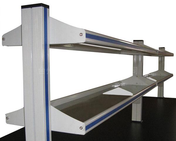 铝玻结构试剂架
