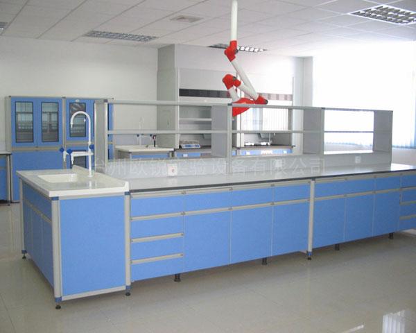 铝木结构(实验台-高柜-试剂架)