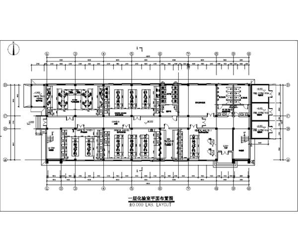 实验室规划和设计